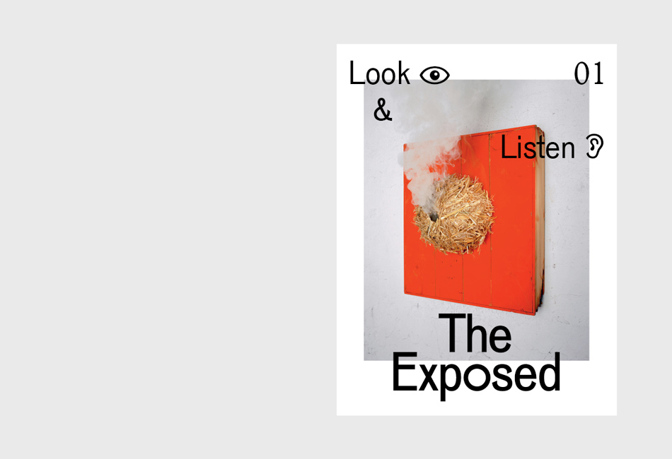 The Exposed – Issue 01